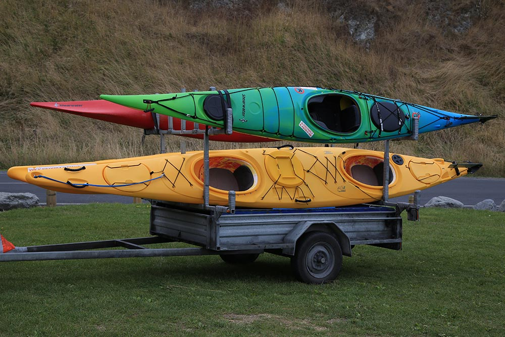 How Are Kayaks Made